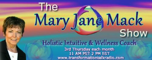 holisitic intuitive mary jane mack radio show